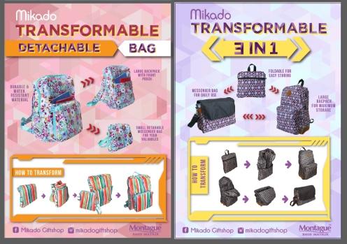 Mikado Transformable Bag1