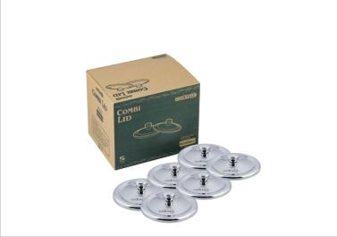 mug 8-9-10-11-12cm 6pcs SS Cover
