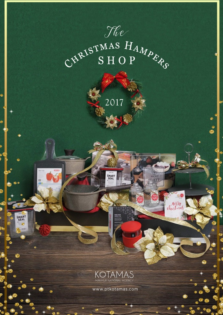 catalogue xmas 2017