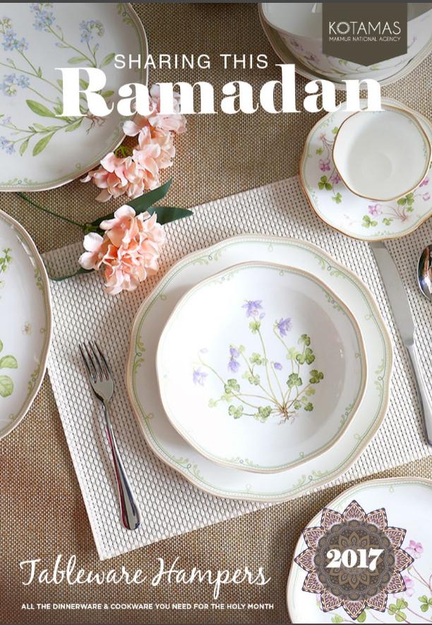 Kotamas Ramadhan Hampers